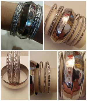 Set of 7 fun bangles for Sale in Leavenworth, WA
