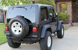 Wonderful 2003 Jeep Wrangler 4WDWheels for Sale in Fresno, CA