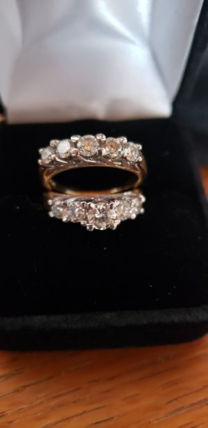 Engagement ring set for Sale in Reno, NV