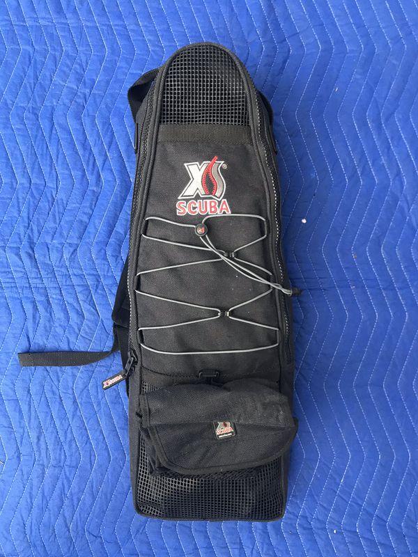 ScubaPro scuba/snorkeling fins