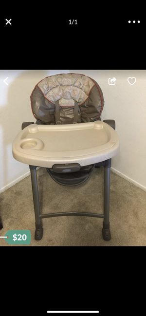 Kids High chair for Sale in Mission Viejo, CA