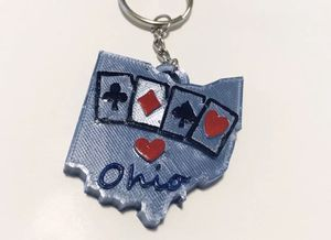 Ohio State Keychain for Sale in Olney, MD