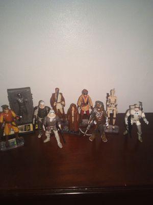 Star wars figures for Sale in Bakersfield, CA