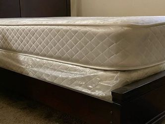Queen Size Bed Frame for Sale in West Covina,  CA