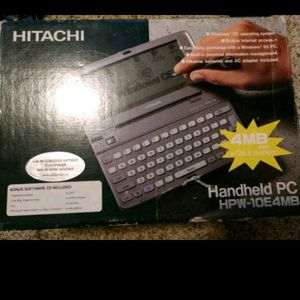 Computer Collector , Handheld PC for Sale in Everett, WA