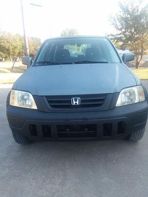 1999 HONDA CRV for Sale in Mesquite, TX