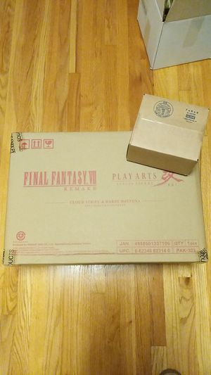 Final Fantasy 7 VII Remake PS4 Game 1st First Class Edition IN HAND for Sale in Glendale, CA