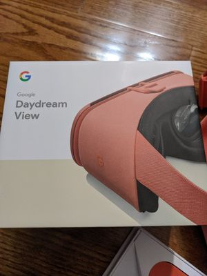 Google Daydream View (2017) Virtual Reality Coral Headset for Sale in Clarksburg, MD