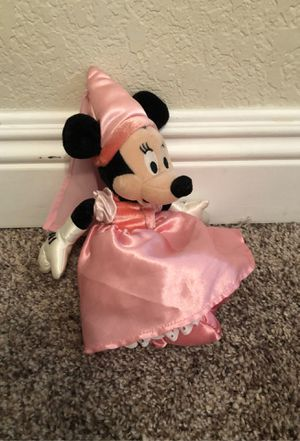 Princess Minnie plushie for Sale in Glendale, AZ
