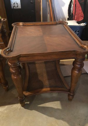 Walnut End Tables (set of 2) for Sale in Rocky Mount, VA