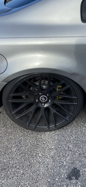 Spec -1 rims 5x114.3 for Sale in Kissimmee, FL