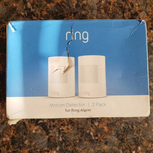 Ring Motion Detector 2pack for Sale in Austin, TX