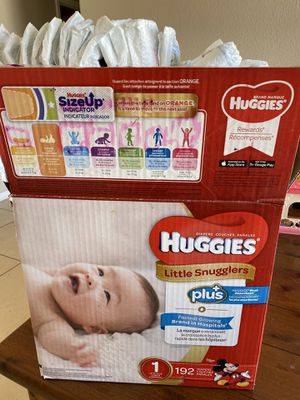Size 1 diaper for Sale in North Las Vegas, NV