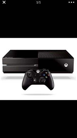 Xbox One 1TB for Sale in West Chicago, IL