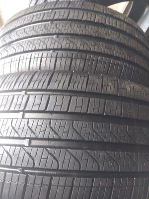 245 40 18 pirelli run flat set 95% for Sale in Norwalk, CA