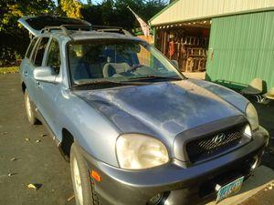 2003 Hyundai santa fe for Sale in Mount Vernon, OH