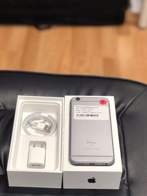 iPhone 6s factory unlocked 32gb for Sale in Plano, TX