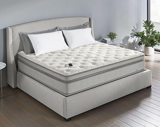 Queen Size Sleep Number P5 Mattress With Sleepiq For Sale
