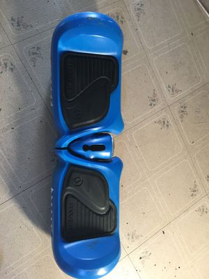 Blue hoverboard needs charger works good for Sale in Orlando, FL