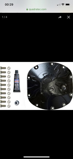 New Poison Spider Differential Cover for Sale in Fairfax, VA