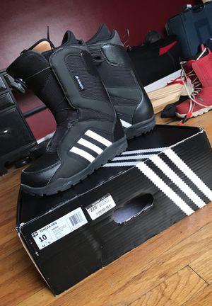 2018 Adidas Tencza ADV Snowboarding Boot (Size 10) for Sale in Salt Lake City, UT