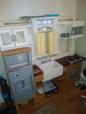 Play kitchen huge for Sale in Torrington, CT