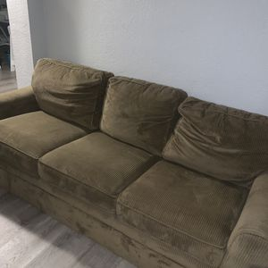 Brown Couch for Sale in Phoenix, AZ