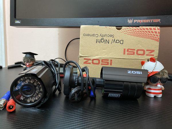 2 Security Camera