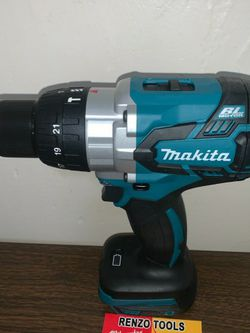 BRAND NEW 18V LXT BRUSHLESS MOTOR 1/2 HAMMER DRILL (TOOL ONLY) NO BATTERY - NO CHARGER for Sale in Dallas,  TX