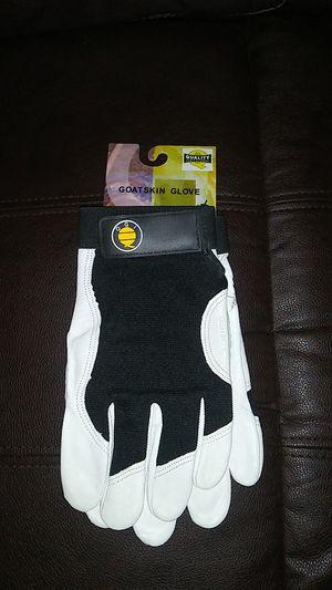 New goat skin work gloves for Sale in Riverside, CA