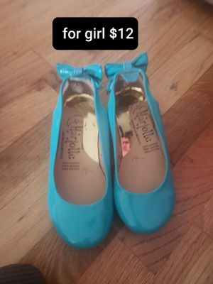 Girl shoes size 11 for Sale in Seattle, WA