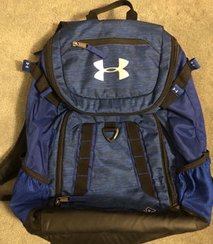 Under Armour Baseball / Softball Bat Backpack for Sale in Hacienda Heights, CA