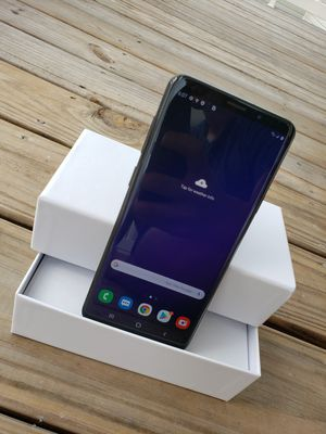 Samsung Galaxy S9 plus unlocked Excellent condition for Sale in Charlotte, NC