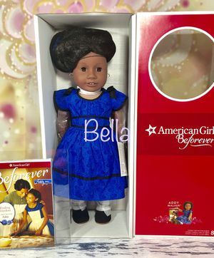 American Girl Doll Addy Walker Beforever Brand New in Original Box for Sale in Oak Lawn, IL