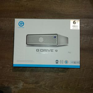 G-DRIVE w/ THUNDERBOLT 3 (Desktop Storage Solution) for Sale in Los Angeles, CA