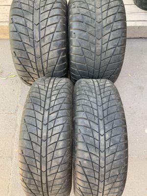 Atv tires quad tires for Sale in Ripon, CA