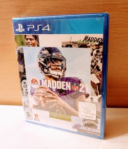 PS4 MADDEN FOOTBALL 21 BRAND NEW FACTORY SEALED for Sale in Escondido,  CA
