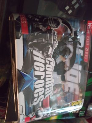 2009 GI Joe Combat Hero's Snake Eyes for Sale in Whittier, CA