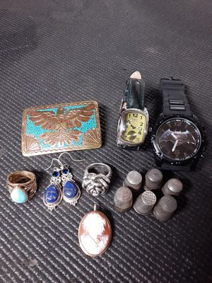 Sterling silver and 14kt gold jewelry+ more for Sale in Hillsboro, OR