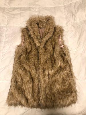 Ladies Fake Fur Vest for Sale in Falls Church, VA