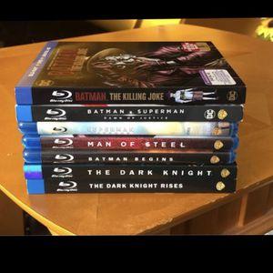 Superhero Blu Rays for Sale in Montgomery, IL