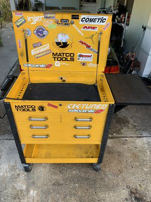 MATCO CART TOOLBOX for Sale in Tampa, FL