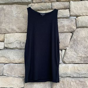 Top shop black ribbed tank top for Sale in Cypress, CA