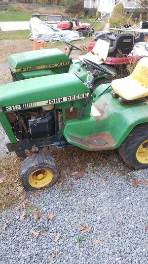 John Deere 318 and 317 for Sale in Gainesville, VA