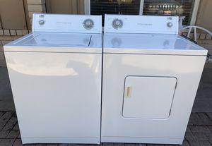Estate washer and electric dryer set ( Lavadora y secadora eléctrica juego ) for Sale in Phoenix, AZ