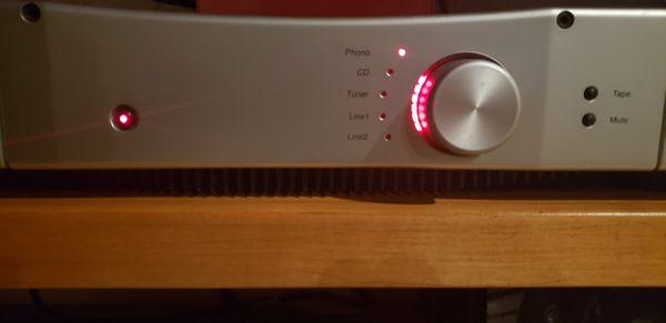 Rega Mira 3 Integrated Amplifier