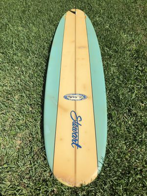 Stewart Collin McPhillips performance nose rider longboard surfboard 9'0 for Sale in Biscayne Park, FL