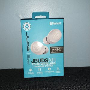 JBUDS AIR WIRELESS EARBUDS for Sale in North Charleston, SC