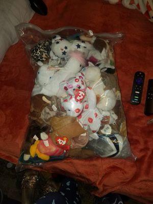 Big bag of Beanie Babies for Sale in La Mesa, CA