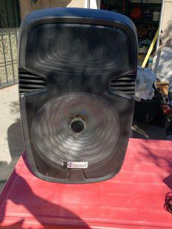 iBastek Bluetooth Speaker Dj Kareoke for Sale in Cudahy,  CA